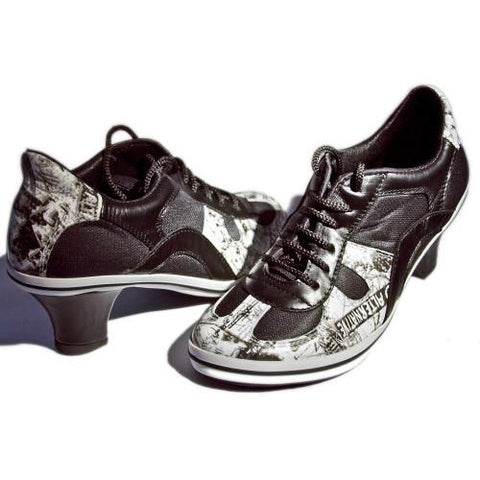 Black and Grey DNI Carina Tango 8001