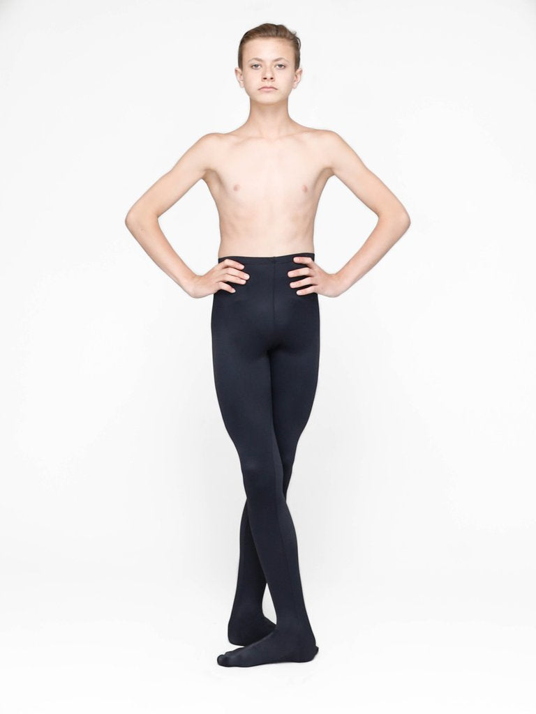 BodyWrappers Boys Convertible Tights