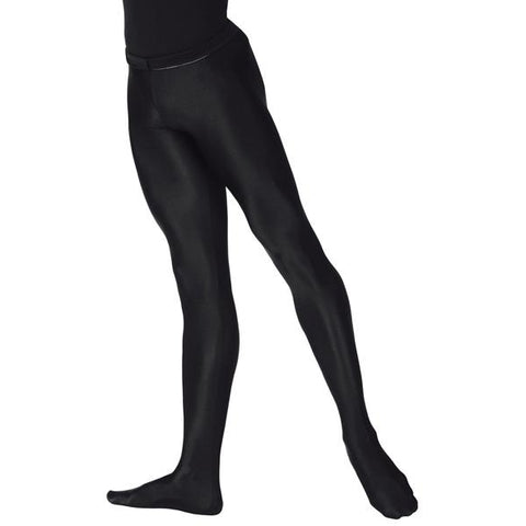 Bal Togs Men's Nylon Footed Tights 808F