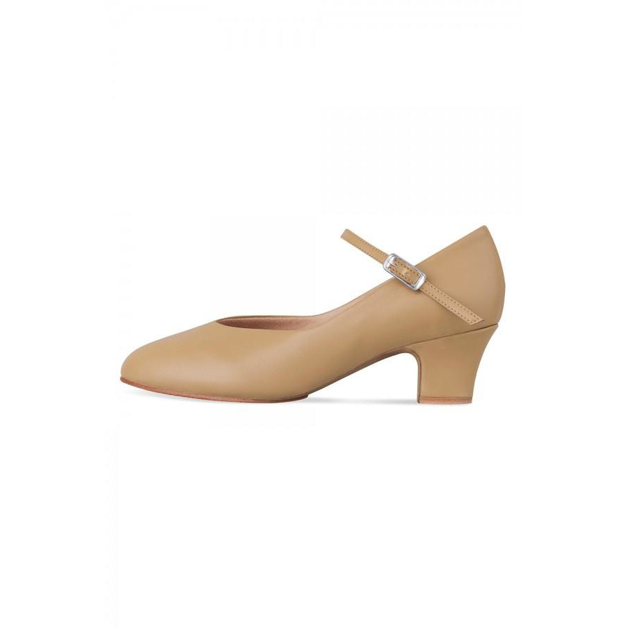 Bloch Broadway Lo Character Shoe