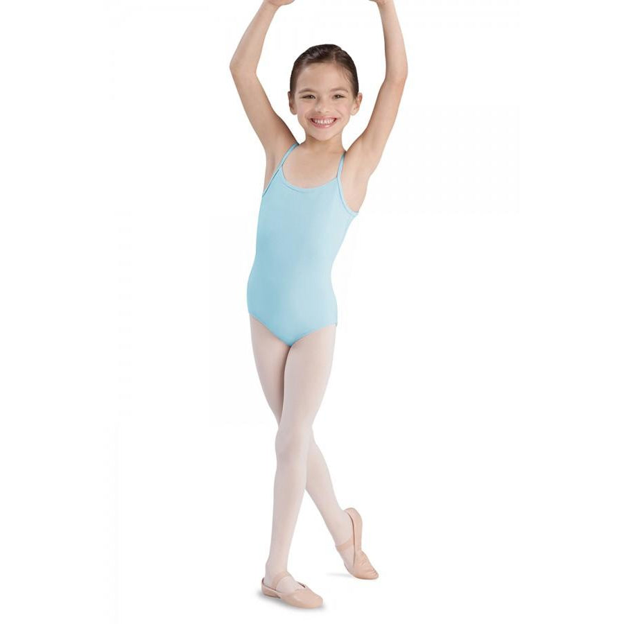Bloch Children's Plie Camisole Leotard