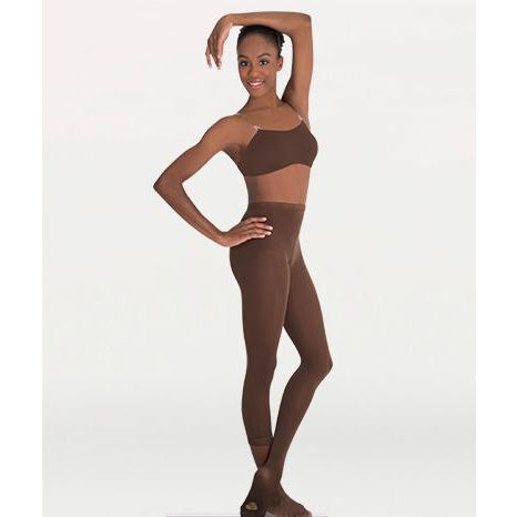 BodyWrappers Girls totalSTRETCH Convertible Tights C31
