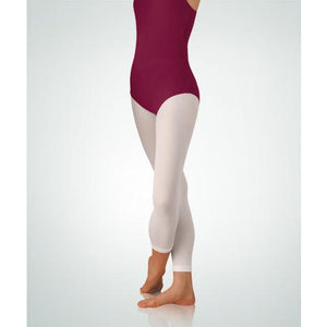 BodyWrappers Girls totalSTRETCH Footless Tights