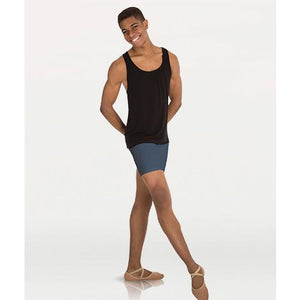 BodyWrappers Men's ProTECH Dance Shorts M192