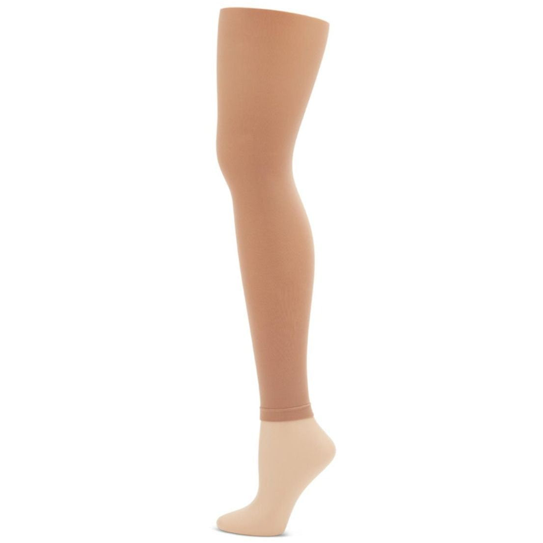 Capezio Children's Ultra Soft Footless Tights 1817C