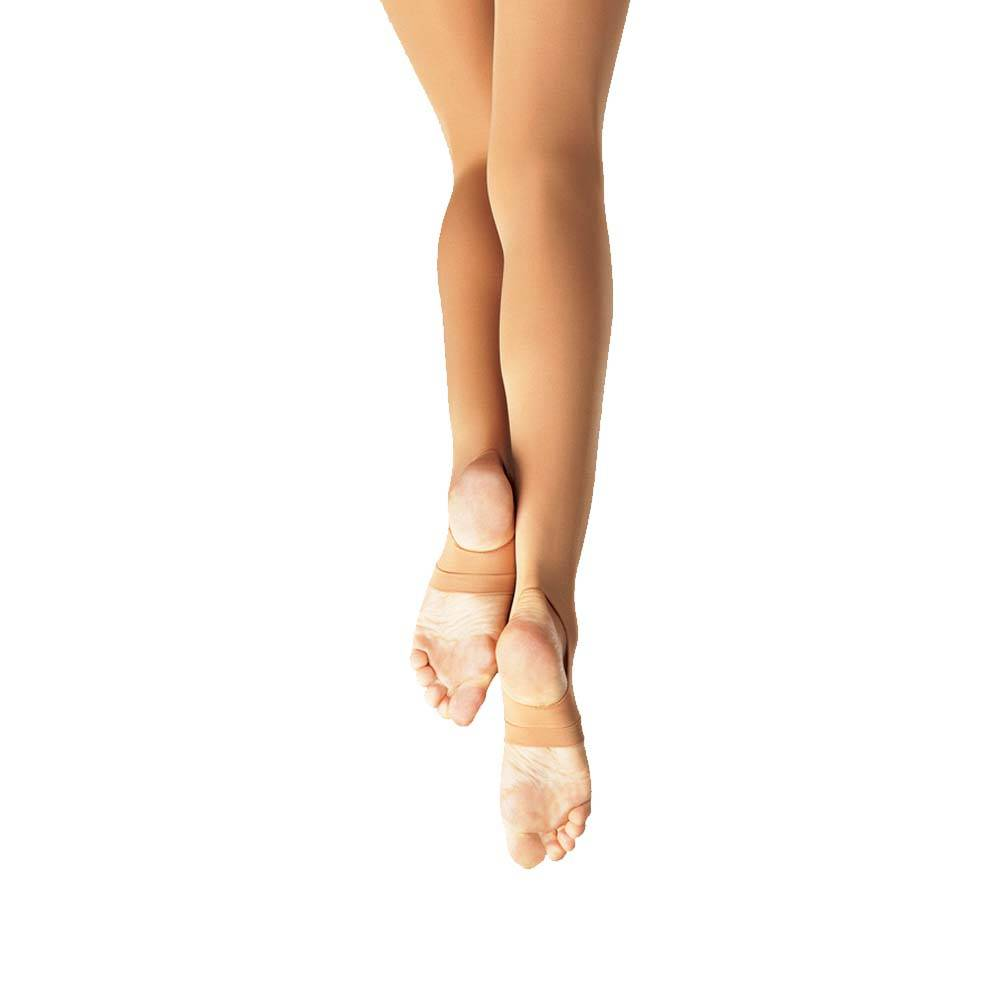 Capezio Ultra Soft Stirrup Tights 1861