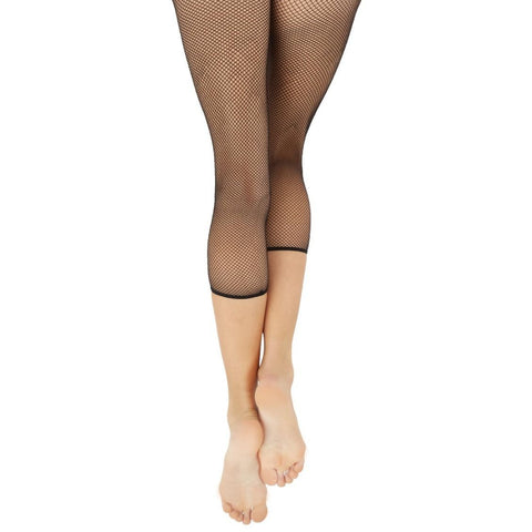Capezio Crop Studio Fishnet Tights 3409W