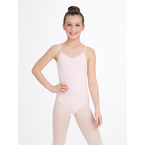 Capezio Children's Princess Seamed Camisole Leotard