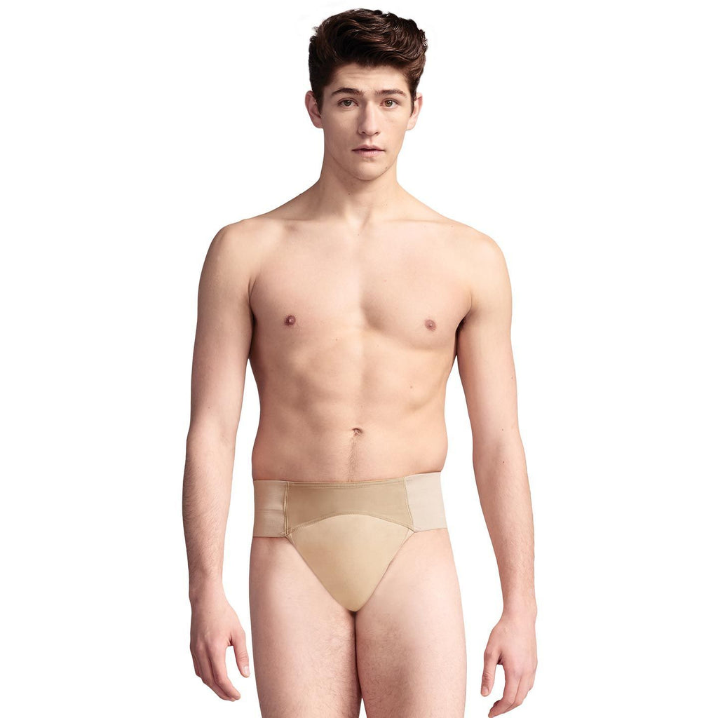 Capezio Men's Quilted Thong Dance Belt N5930