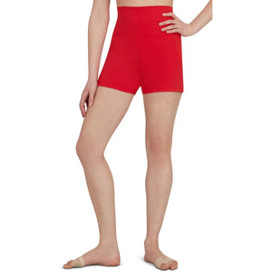 Capezio High Waisted Shorts TB131