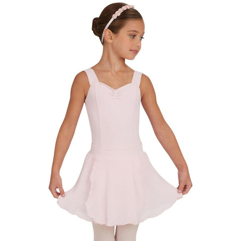 Capezio Girls Pull-On Skirt TC0011C
