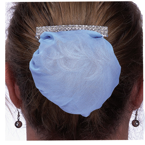 Dasha Rhinestone Clip with Snood