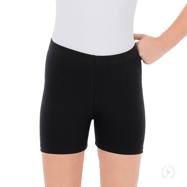 Eurotard Kids Mid-Thigh Shorts