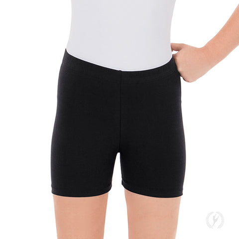 Eurotard Kids Mid-Thigh Shorts 10262