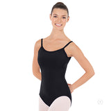 Eurotard Women's Cotton Adjustable Strap Camisole Leotard