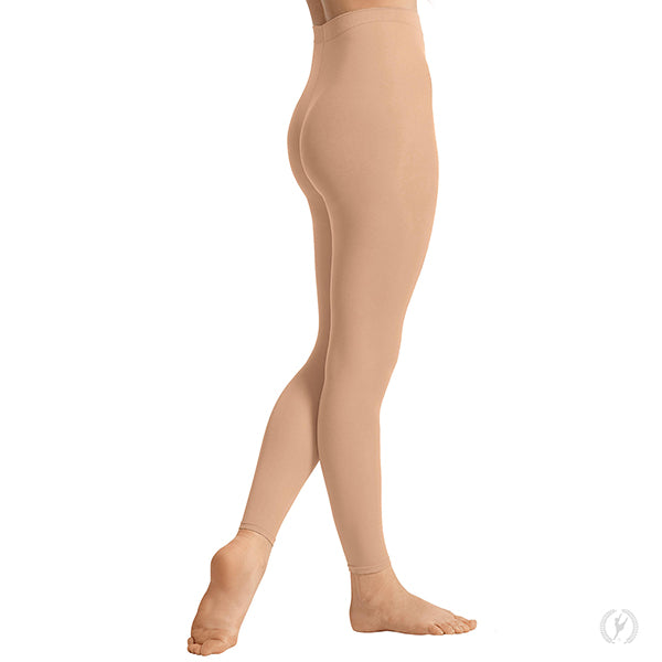 EuroSkins Non-Run Footless Tights 212