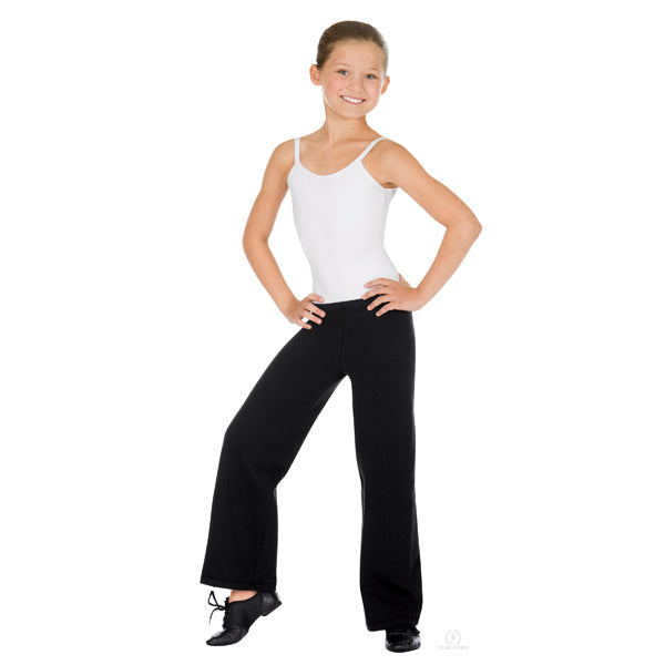 Eurotard Girls Microfiber Jazz Pants