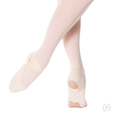 Eurotard Assemblé Split Sole Canvas Ballet Shoe A1004a