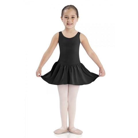 Leo Children's Skirted Tank Leotard