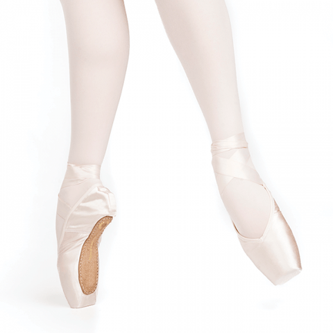 Russian Pointe Almaz V-Cut Flex Soft Shank