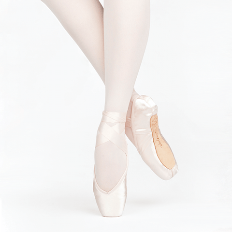 Russian Pointe Encore U-Cut Flex Soft Shank