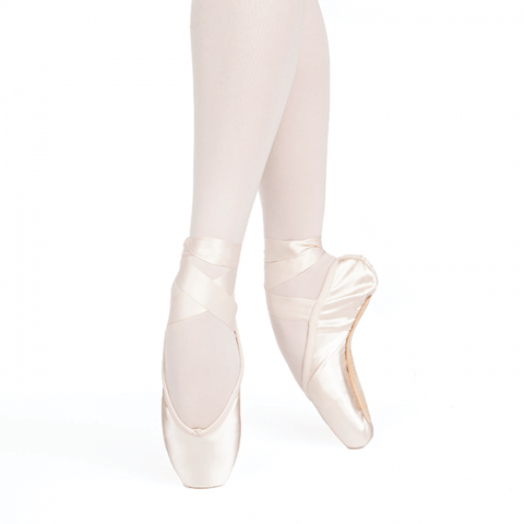 Russian Pointe Entrada Pro U-Cut Flex Soft Shank