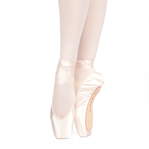 Russian Pointe Muse U-Cut Flex Soft Shank