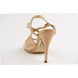 Sur Patent Leather Vernice Nude Dita Tango Shoe