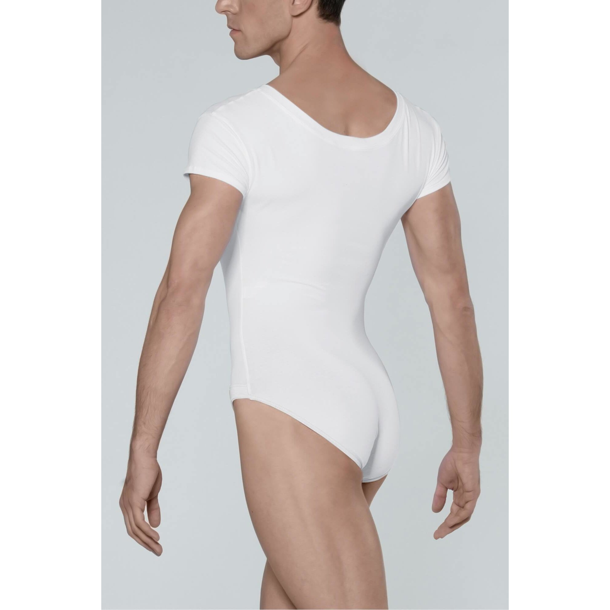 Wear Moi Men's Altan Short Sleeve Leotard