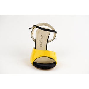 Patent Leather Yellow by Turquoise