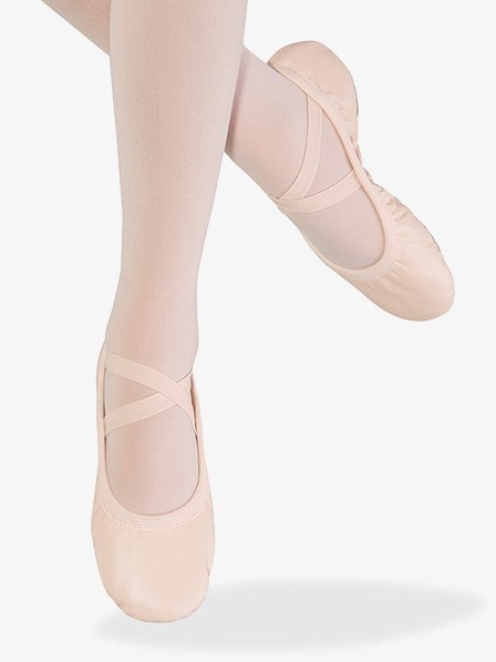 Bloch Odette Leather Ballet Slipper