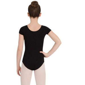 Capezio Children's Essential Short Sleeve Leotard