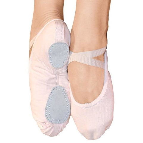 Fuzi Canvas Ballet slipper