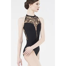Wear Moi Osiris High Neck Leotard