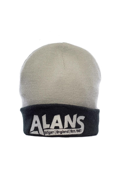 Alans BMX Clothing & Shoes Alans Crew Logo Beanie Grey