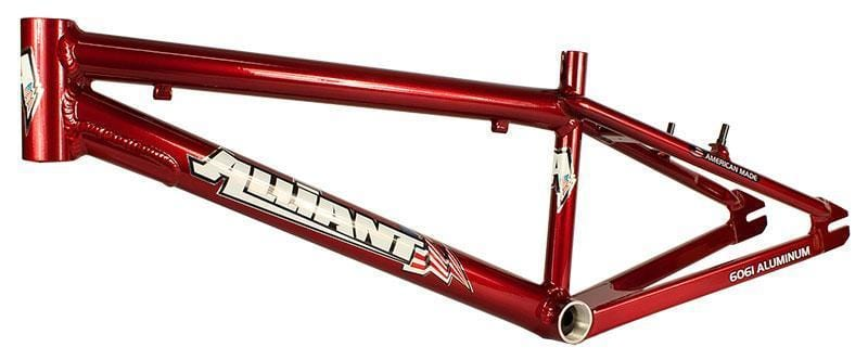 Alliant BMX Racing Alliant Expert Race Frame Candy Red