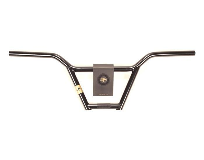 Animal Bikes BMX Parts Black Animal 4AM 4 Piece Bars