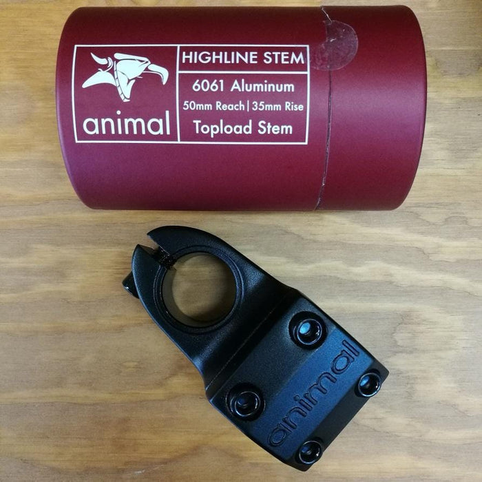 Animal Bikes BMX Parts Animal Bikes Highline Stem