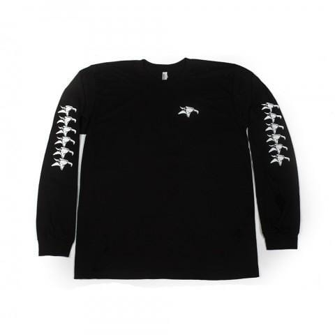 Animal Clothing & Shoes Animal Repeater Long Sleeve T-Shirt Black