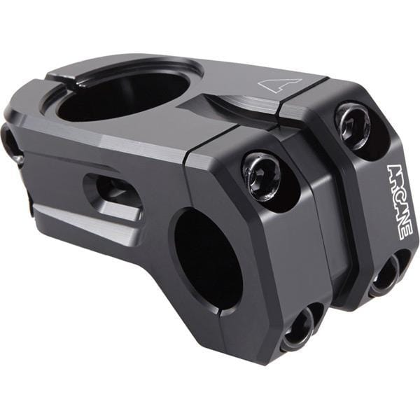 Arcane BMX Parts Arcane Machine Head Front Load Stem Black