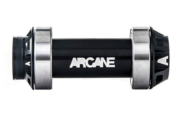 Arcane BMX Parts Arcane Module Bottom Bracket 19mm Black