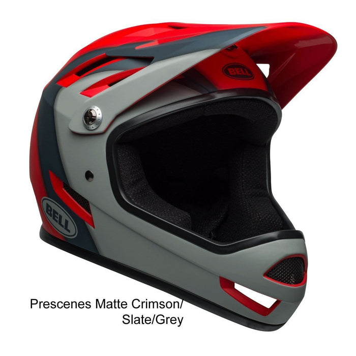 Bell BMX Racing Bell Sanction Full Face Helmet