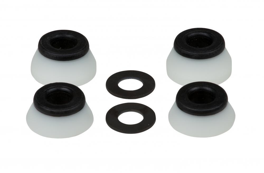 Bones Skateboards Black / Hard Bones Skateboard Truck Bushings