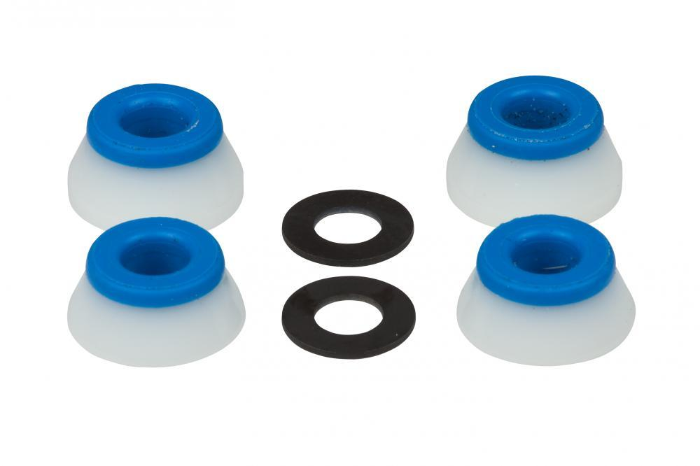 Bones Skateboards Blue / Soft Bones Skateboard Truck Bushings