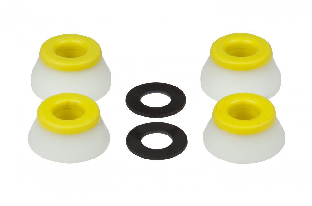 Bones Skateboards Yellow / Medium Bones Skateboard Truck Bushings