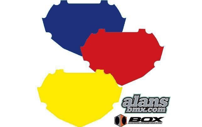 Alans BMX BMX Racing Box Phase 1 Background Only WITHOUT NUMBER PLATE