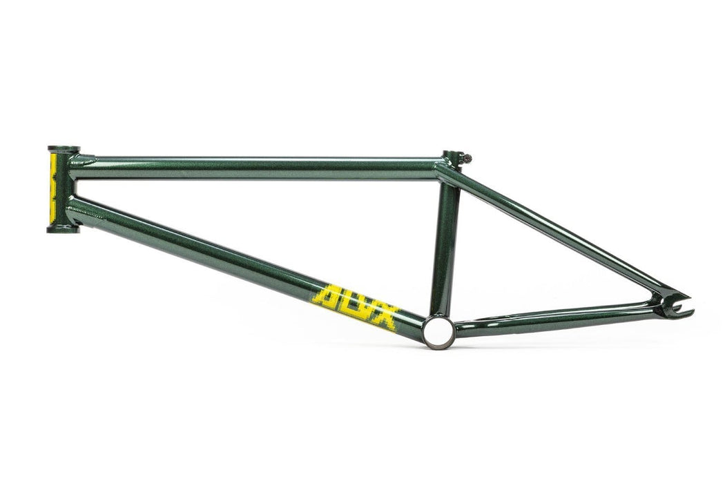 BSD BMX Parts BSD 2019 ALVX AF Frame Dark Metallic Green
