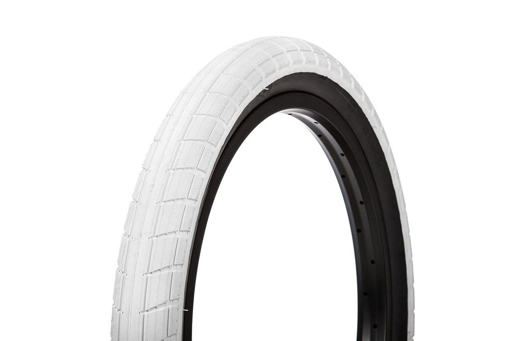 BSD BMX Parts BSD Donnasqueak Tyre White