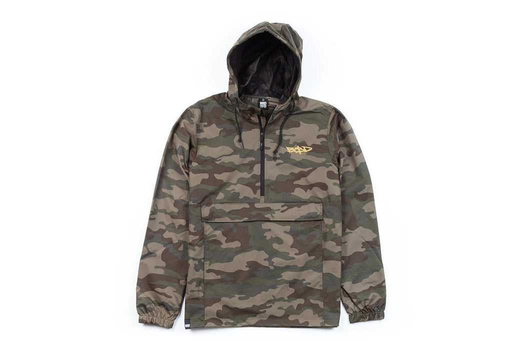 BSD Clothing & Shoes BSD Zingz Anorak Jacket Camo