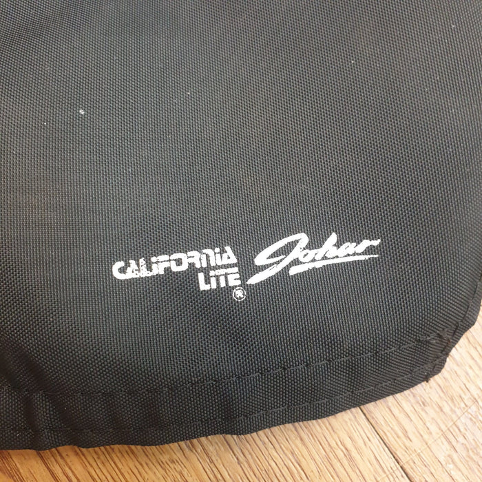 California Lite Old School BMX California Lite V Bar Pad Black